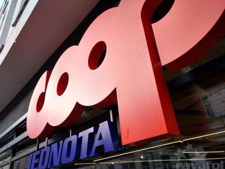 reklamní světelné 3D logo